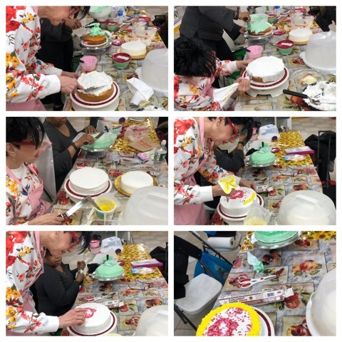 cake decorating course for BEGINNERS - Glorious Creations ...